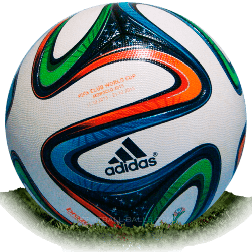 Adidas Brazuca is official match ball of Club World Cup 2013