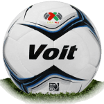 Voit Alpha Silver is official match ball of Liga MX Apertura 2013