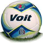 Voit Alpha is official match ball of Liga MX Clausura 2013