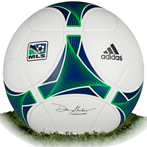 Adidas Prime 2 is official match ball of MLS 2013