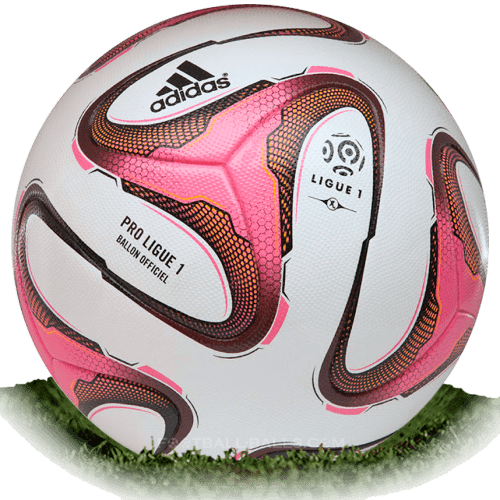 Adidas Ligue 1 2014/15 is official match ball of Ligue 1 2014/2015