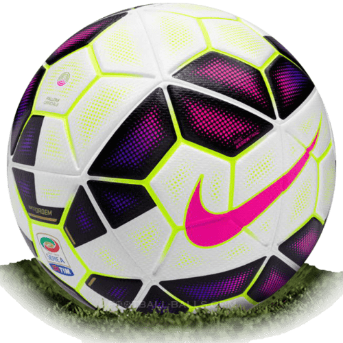 Nike Ordem 2 is official match ball of Serie A 2014/2015