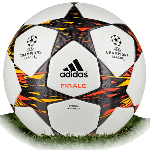 Adidas Finale 14 is official match ball of Champions League 2014/2015