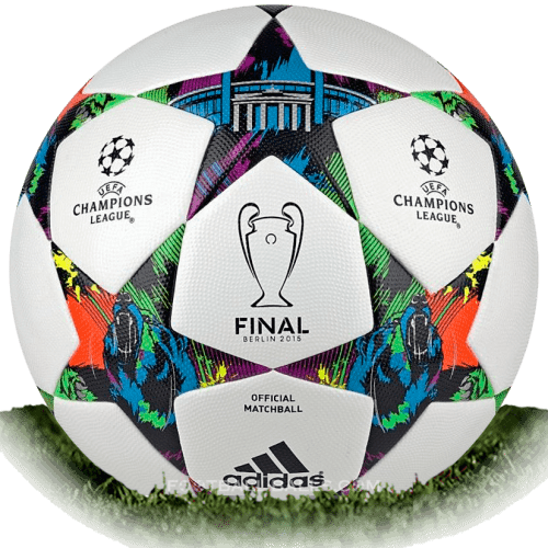 Adidas Finale Berlin is official final match ball of Champions League 2014/2015