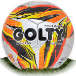 Golty Invictus is official match ball of Liga Aguila 2014-2016