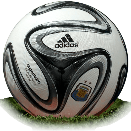 Adidas Argentum Derby is official match ball of Argentina Primera Division 2014
