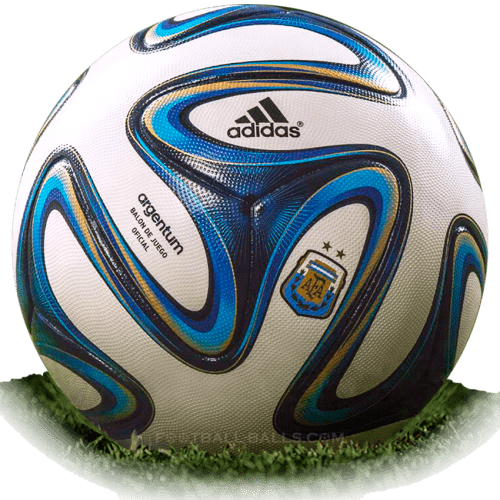 Adidas Argentum is official match ball of Argentina Primera Division 2014