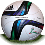 Adidas Conext15 is official match ball of Club World Cup 2014