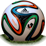 Adidas Brazuca is official match ball of J League 2014