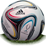 Adidas Super Cup 2014 is official match ball of UEFA Super Cup 2014