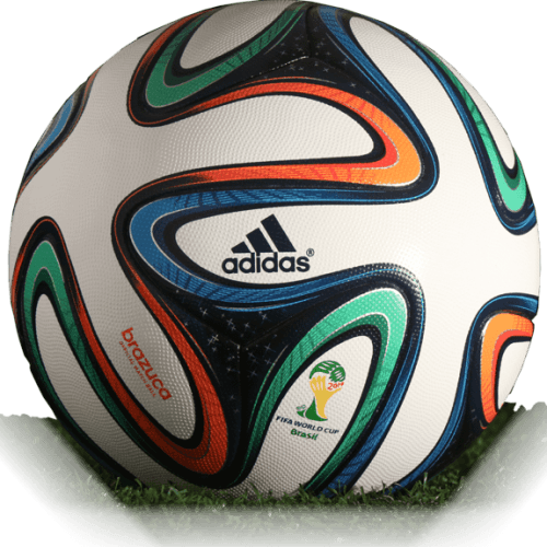 Brazuca is official match ball of World Cup 2014