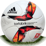 Adidas Torfabrik 2015/16 is official match ball of Bundesliga 2015/2016