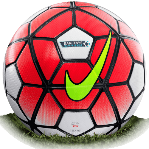 Nike Ordem 3 is official match ball of Premier League 2015/2016
