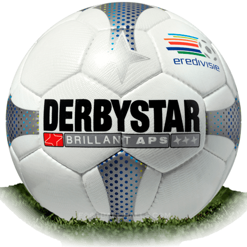 Derbystar Brillant APS 2015 is official match ball of Eredivisie 2015/2016
