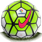 Nike Ordem 3 is official match ball of La Liga 2015/2016