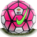 Nike Ordem 3 is official match ball of Serie A 2015/2016