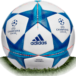 Adidas Finale 15 is official match ball of Champions League 2015/2016