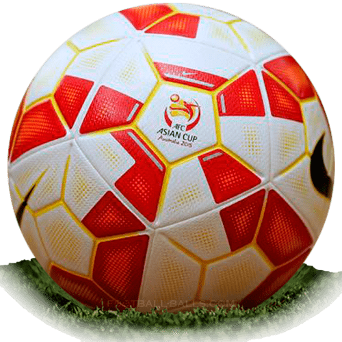 Nike Ordem 2 is official match ball of Asian Cup 2015