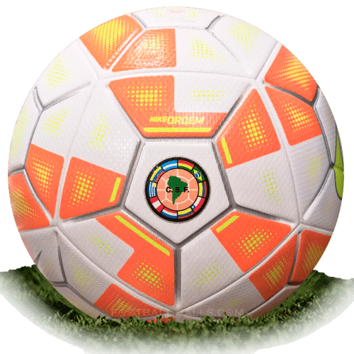 Nike Ordem 2 CSF is official match ball of Copa Libertadores 2015