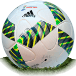 Adidas Errejota is official match ball of Club World Cup 2015