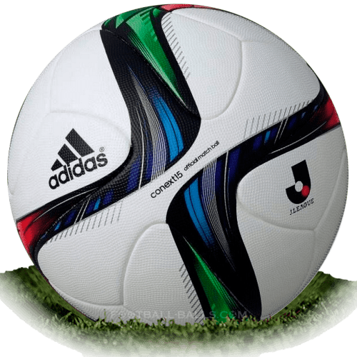 Adidas Conext15 is official match ball of J League 2015