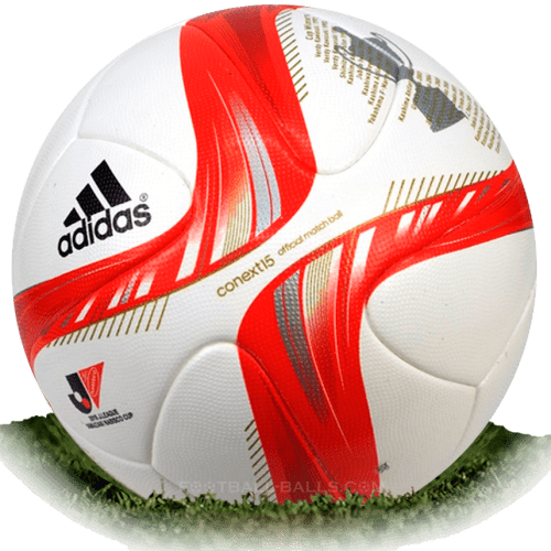 Adidas Conext15 is official match ball of J League Cup 2015