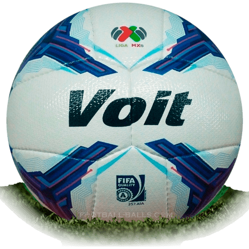 Voit Dynamo is official match ball of Liga MX Apertura 2015