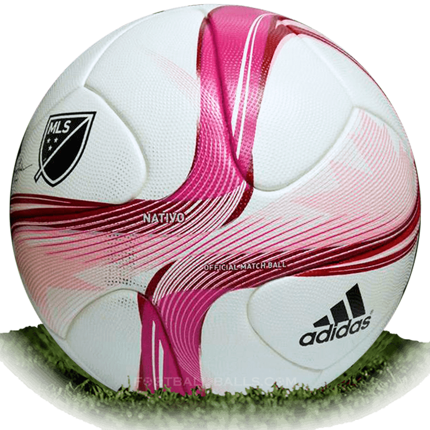 super popular 5c33a 39f26 Adidas Nativo BCA is official match ball of MLS 2015