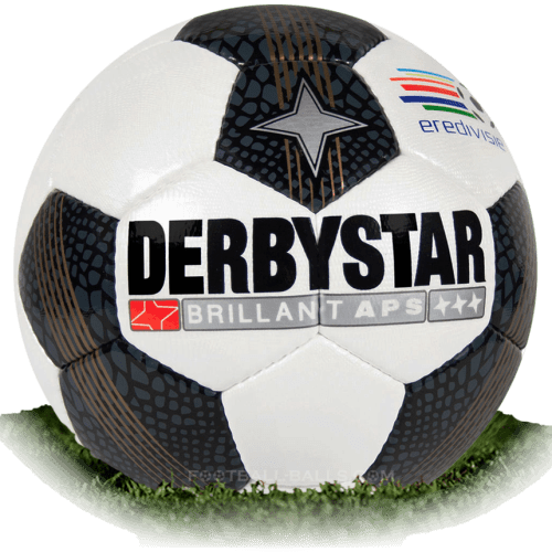 Derbystar Brillant APS 2016 is official match ball of Eredivisie 2016/2017