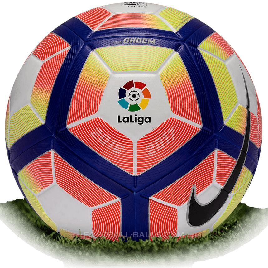 Image Gallery la liga ball