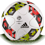Adidas Ligue 1 2016/17 is official match ball of Ligue 1 2016/2017