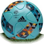 Adidas Ligue 1 2016/17 2nd is official match ball of Ligue 1 2016/2017