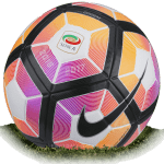 Nike Ordem 4 is official match ball of Serie A 2016/2017