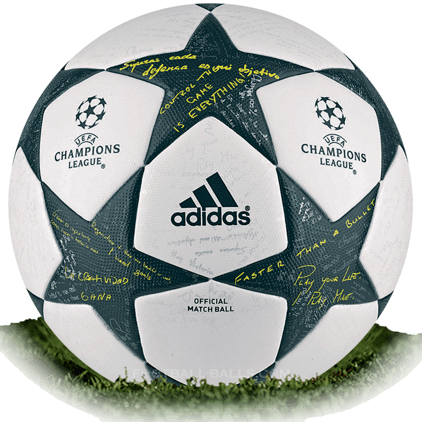 f830cdda4027f Adidas Finale 13 is official match ball of Champions League 2013/2014 |  Football Balls Database