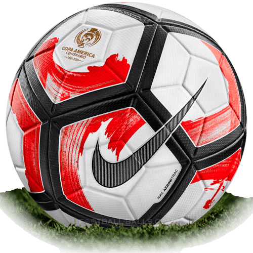 Nike Ordem Ciento is official match ball of Copa America 2016 Centenario