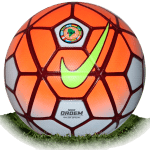Nike Ordem 3 CSF is official match ball of Copa Libertadores 2016