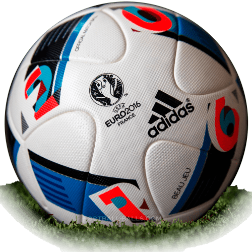 beau jeu is official match ball of euro cup 2016. Black Bedroom Furniture Sets. Home Design Ideas
