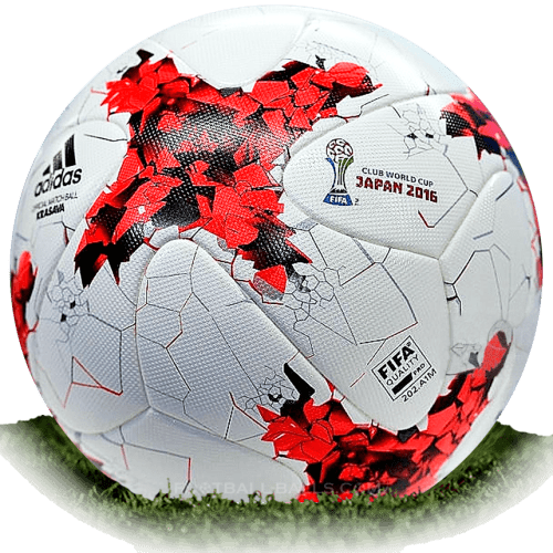 Adidas Krasava is official match ball of Club World Cup 2016