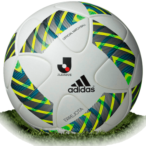 Adidas Errejota is official match ball of J League 2016