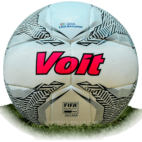Voit Dynamo 2.0 is official match ball of Liga MX Clausura 2016