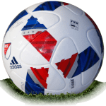 Adidas Nativo 2 All-Star is official match ball of MLS All-Star Game 2016