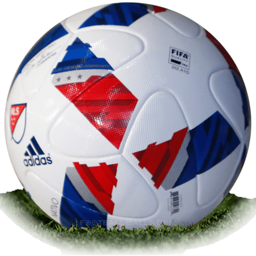 Adidas Nativo 2 ASG is official match ball of MLS All-Star Game 2016