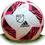 Adidas Nativo 2 BCA is official match ball of MLS 2016