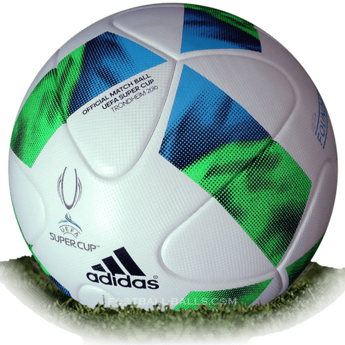 Adidas Super Cup 2016 is official match ball of UEFA Super Cup 2016