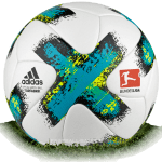 Adidas Torfabrik 2017/18 is official match ball of Bundesliga 2017/2018