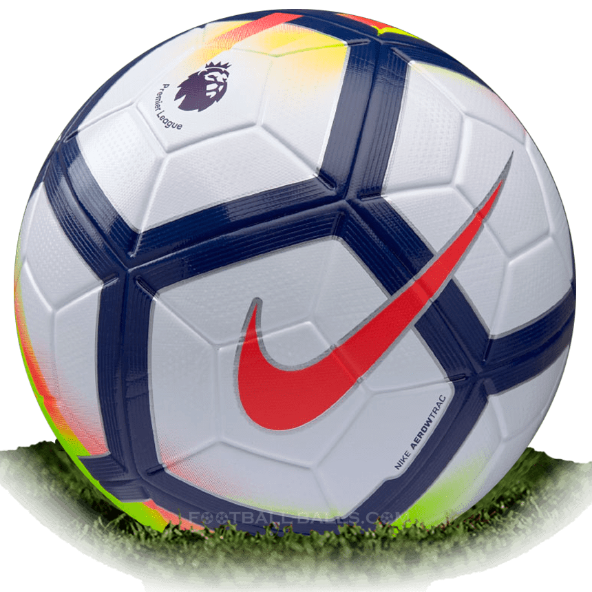 02efb774bcfd Nike Ordem 5 is official match ball of Premier League 2017/2018 ...