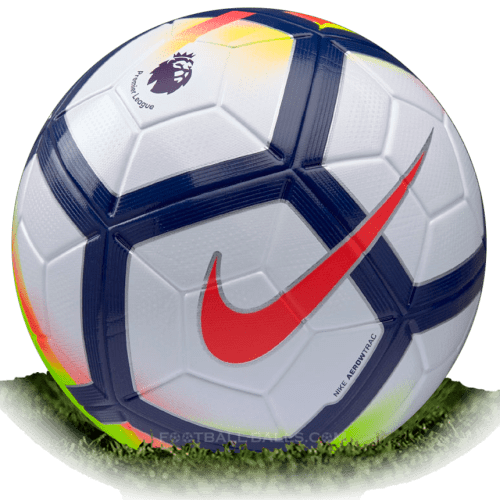 Nike Ordem 5 is official match ball of Premier League 2017 ...