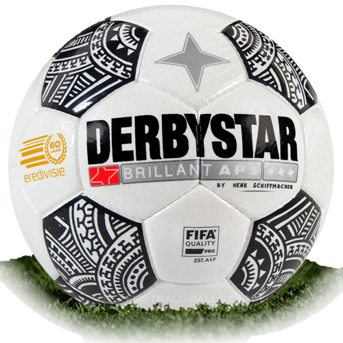 Derbystar Brillant APS 2017 is official match ball of Eredivisie 2017/2018
