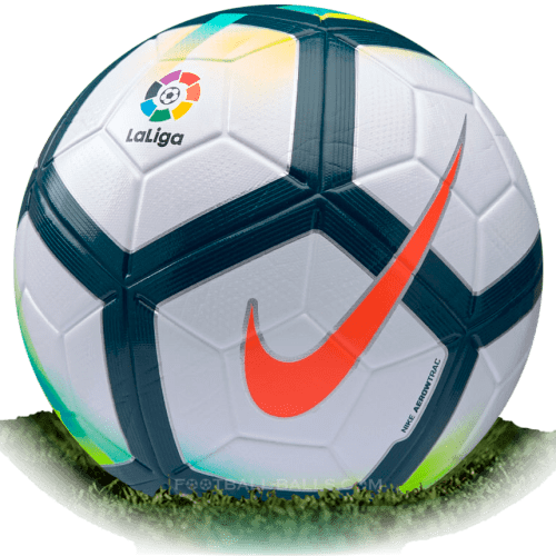 Nike Ordem 5 is official match ball of La Liga 2017/2018