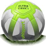 Uhlsport Elysia 2017/18 is official match ball of Ligue 1 2017/2018
